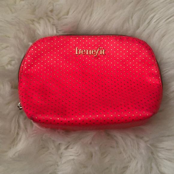 Benefit small make up bag